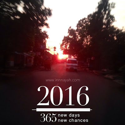 sunrise, fajar, 2016, quote, typography