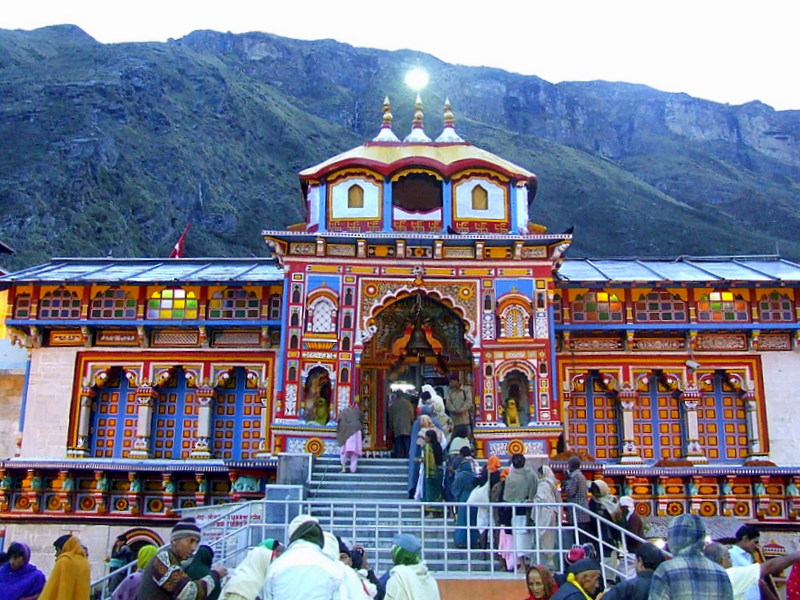 Badrinath India  city photos gallery : Dev Bhoomi Uttarakhand | Uttaranchal Tourism Guide In India