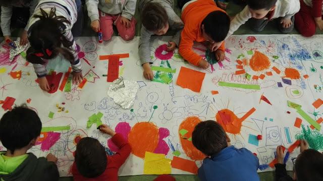 Curso 2015-16. Proyecto ¡Somos artistas!