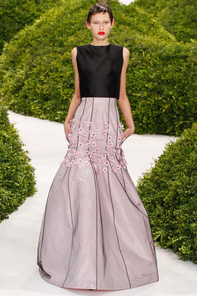 CHRISTIAN DIOR – Haute Couture s/s 2013