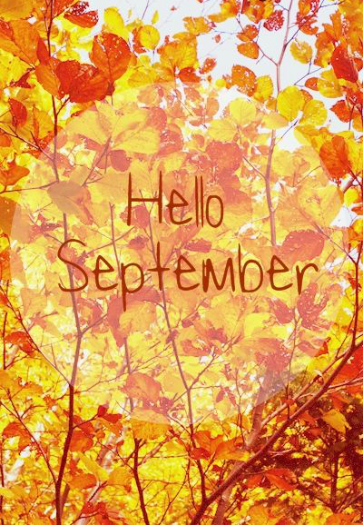 Hello september tumblr pictures