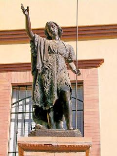 San Juan de Aznalfarache - Monumento a San Juan Bautista