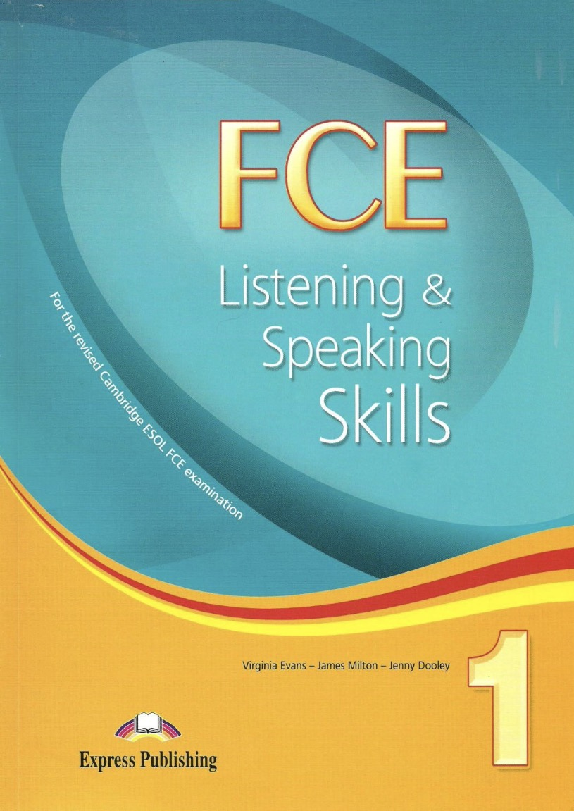 FCE listening and speaking practice