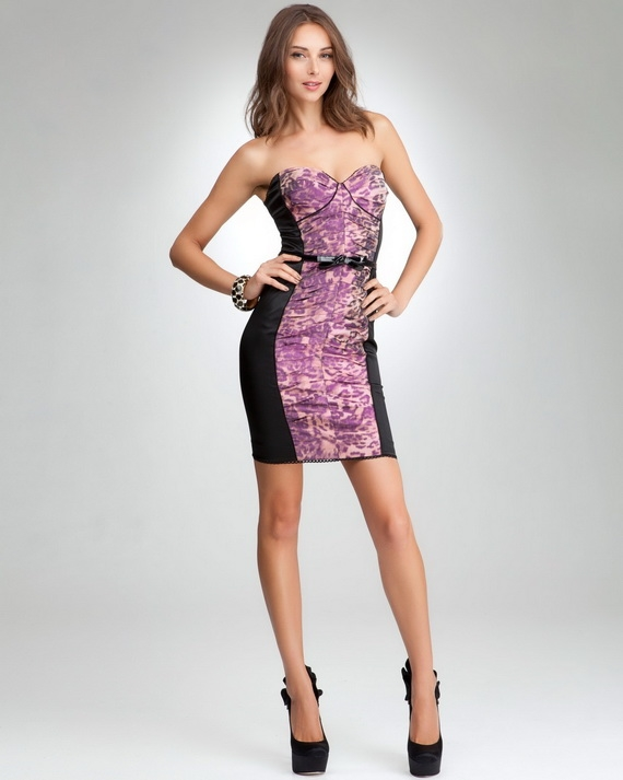 emoo fashion short dresses for summer 2012