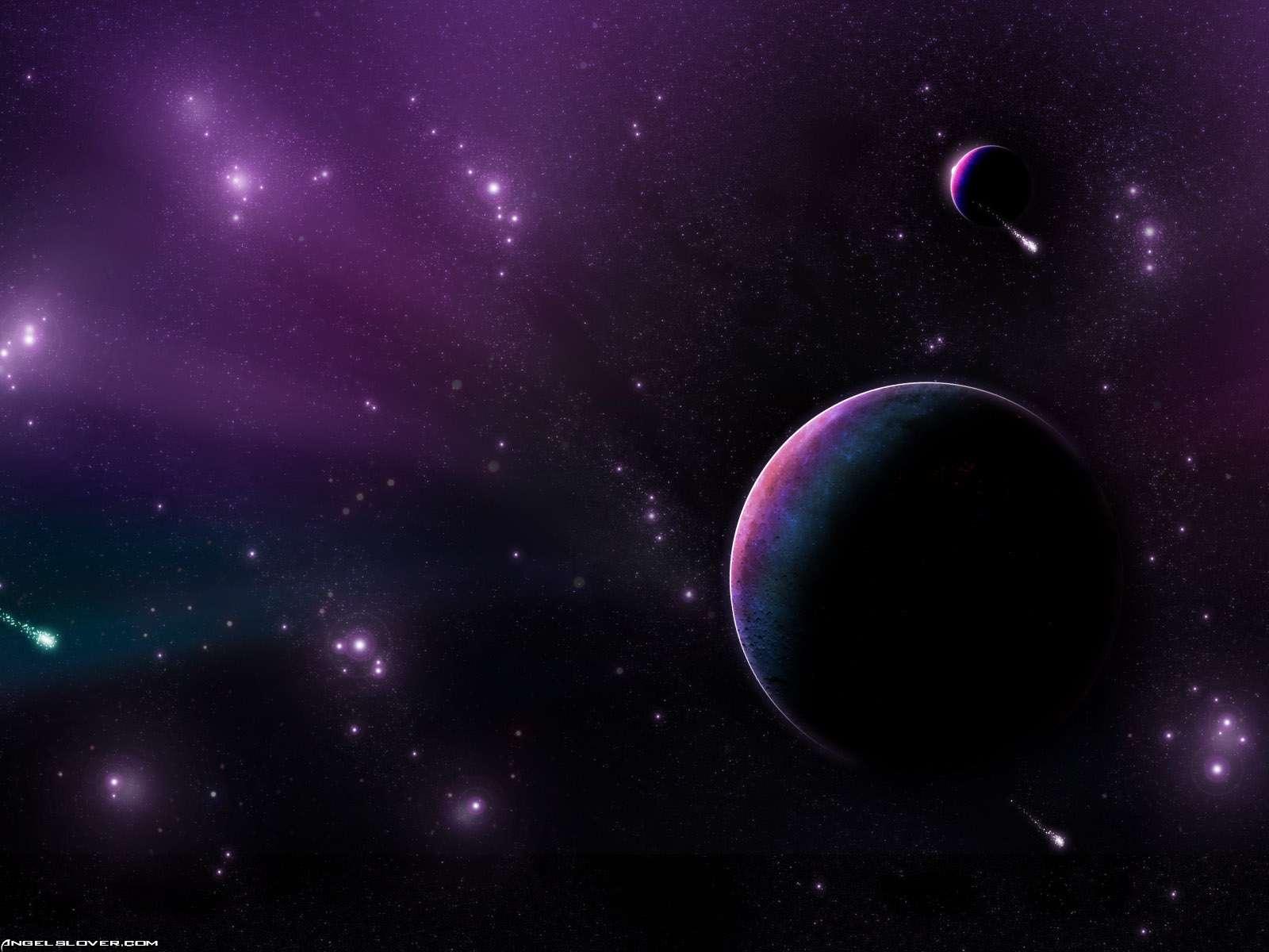 Vandem Wallpaper: Universe Wallpapers