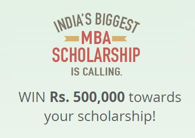 India's Biggest Scholarship