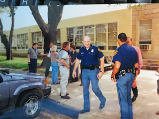 Philippus served the San Antonio Police Department for 27 years.