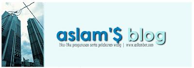 Aslam's blog