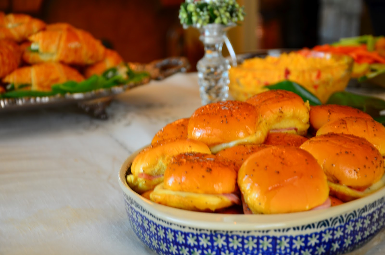 Kirsten's Cooking: Ham and Cheese Sticky Bun Sandwiches