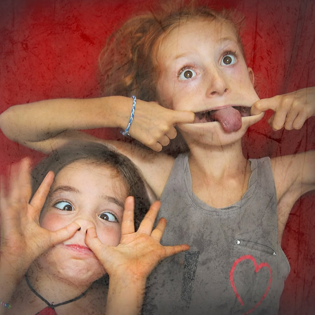 Les filles en pleine forme (ou tout comme):
