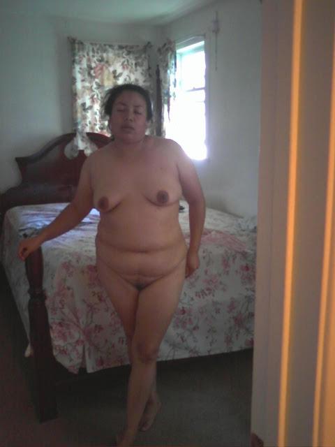 Tante Gendut melayu bogel.com