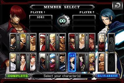 """mzl.hdeiabwl 'King of Fighters-i' ganha atualização com 6 novos personagens e """"challenge mode"""""""