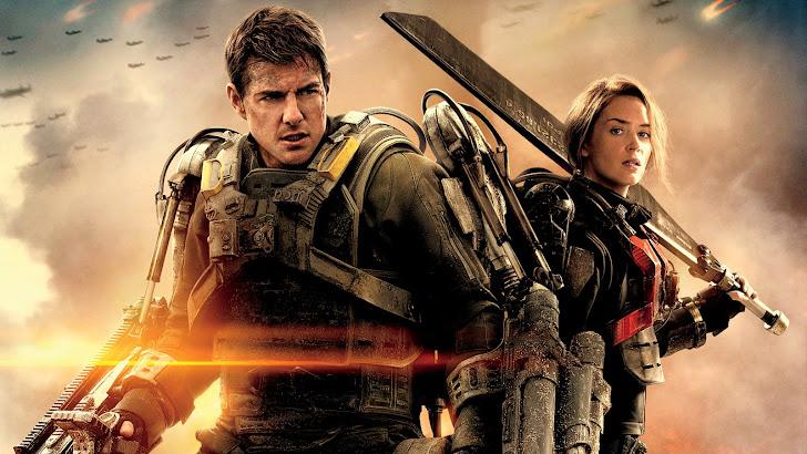 Edge of Tomorrow 2014 Movie