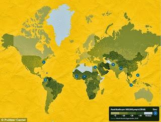 Strassensicherheit weltweit im Vergleich