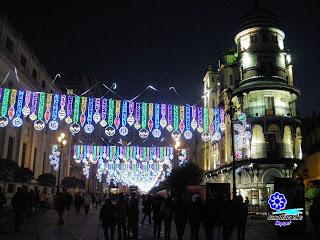 Sevilla - Navidad 2012 - Alumbrado 06