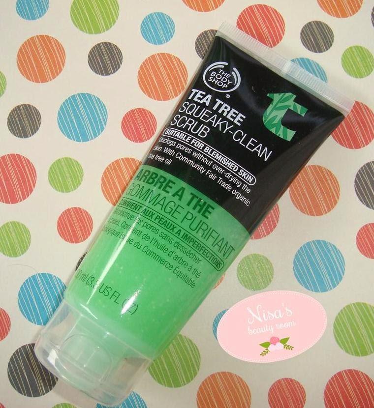 Review The Body Shop Tea Tree Power Trio + Tea Tree Flawless BB Cream