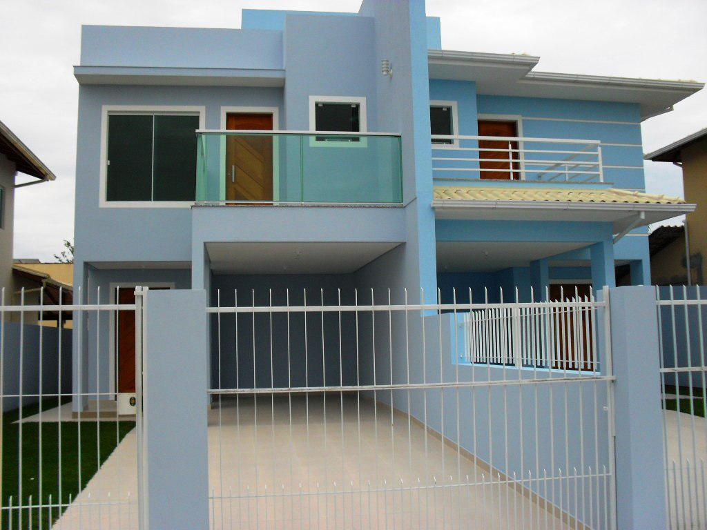 Imobiliária Reed: Casa em loteamento residencial no Carianos #5D462A 1024 768