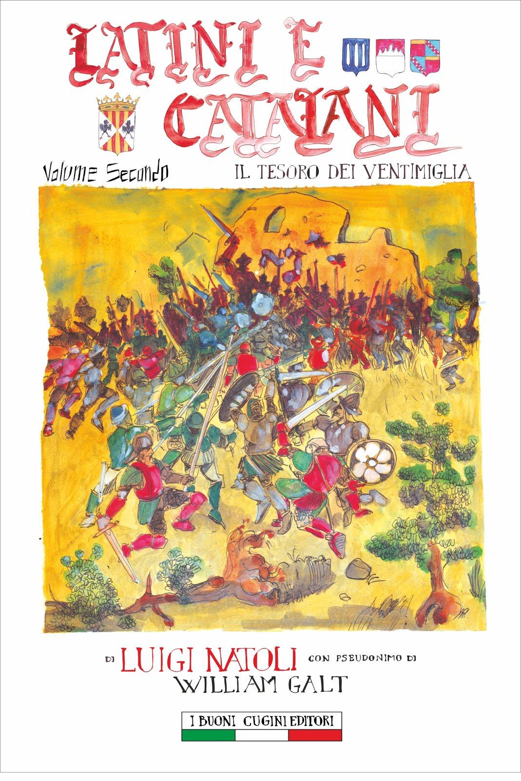 Latini e Catalani vol 2: Il tesoro dei Ventimiglia
