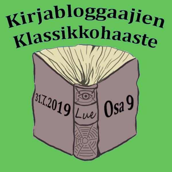 Kirjabloggaajien klassikkohaaste 9