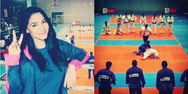 campeonato judo mineiro - our preto - mg