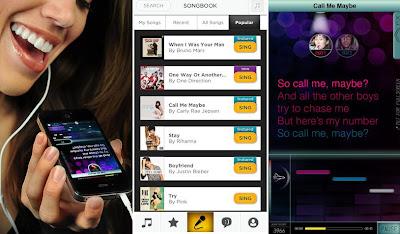 Bisa Karaoke Gratis Lewat Perangkat iOS dan Android