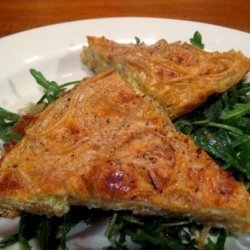 Copycat Restaurant Recipes Olive Garden Pasta Frittata Recipe