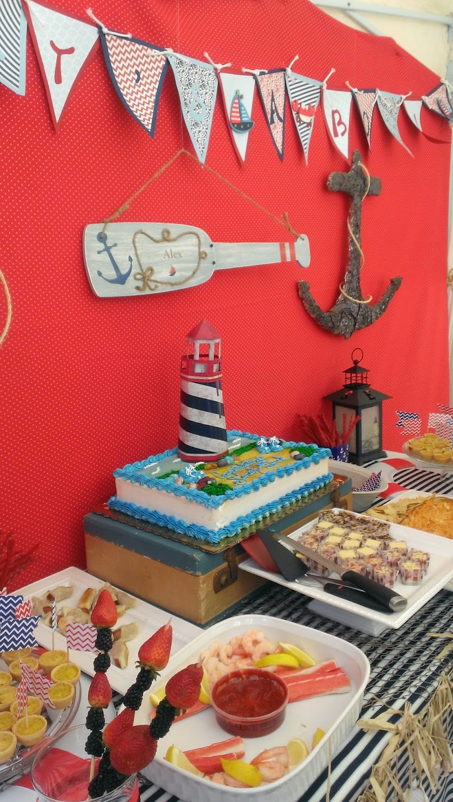 manic mama miles ahoy it 39 s a boy nautical themed baby shower