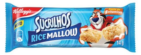 Barrinha de cereais Sucrilhos RiceMallow - Kelloggs