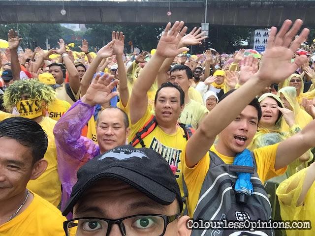 bersih 4 rain