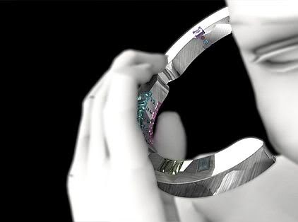 Bracelet Phone Concept Desain Handphone Terunik Di Dunia