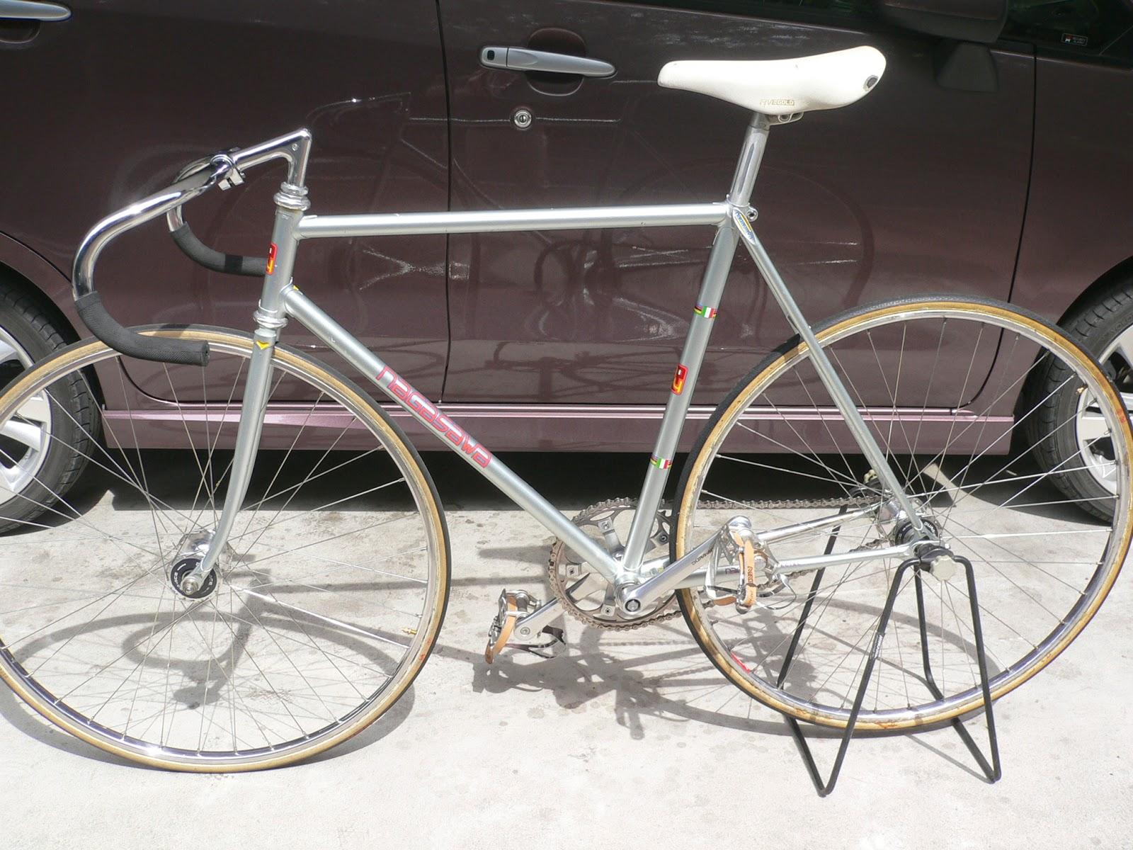 Njs Keirin Track Bike Frame For Sell