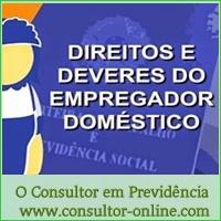 Os deveres do empregador doméstico perante a Previdência Social.