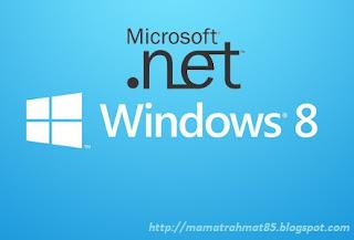 Cara Mengaktifkan NET Framework 3.5 Pada Windows 8 Secara Offline