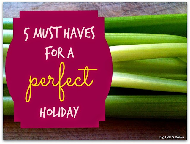 5 must haves for a perfect holiday