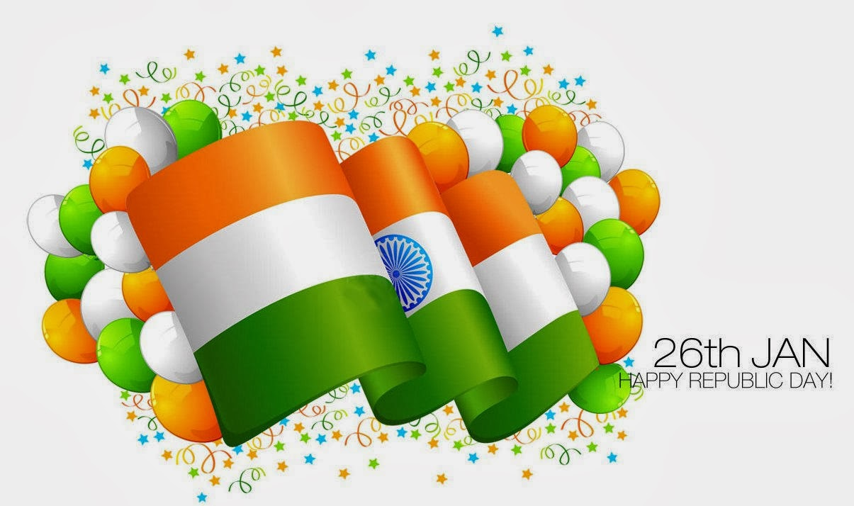 1205 x 714 jpeg 108kB, Happy Republic Day Wallpapers, Images, Pictures ...