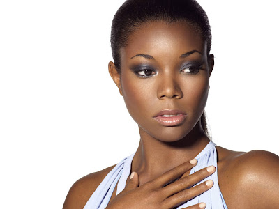 Gabrielle Union Cute Wallpaper