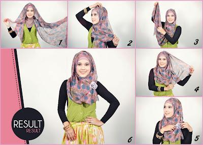 Jilbab on Cara Memakai Jilbab Modern Terbaru