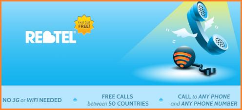 Free Calls by Rebtel