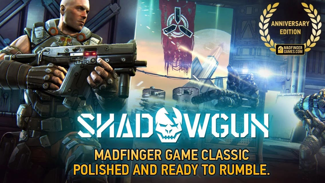 SHADOWGUN v1.5 APK FULL