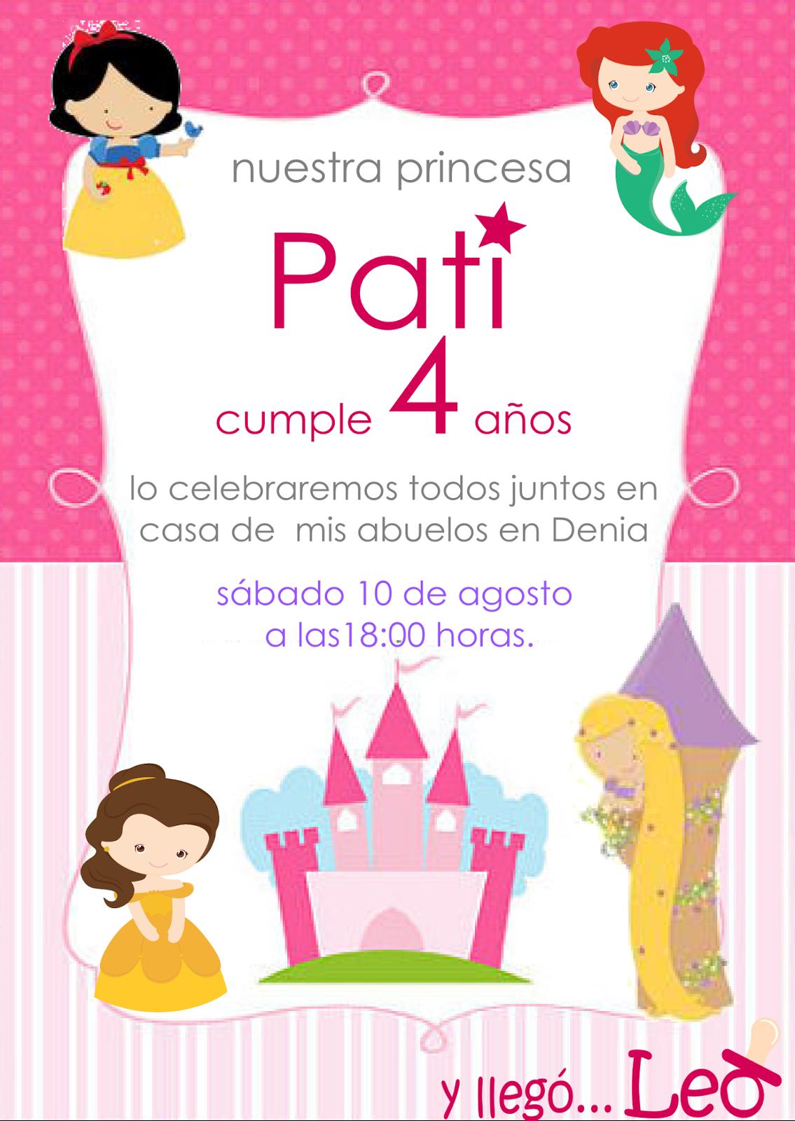 Rapunzel Invitation as perfect invitations template