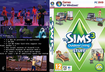 The Sims 3 Outdoor Living Stuff (add on)