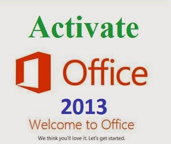 free microsoft office 2013 activator-activation key