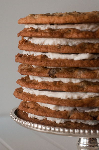 ... Treats: food, photography, life: Chocolate Chip Cookie Layer Cake