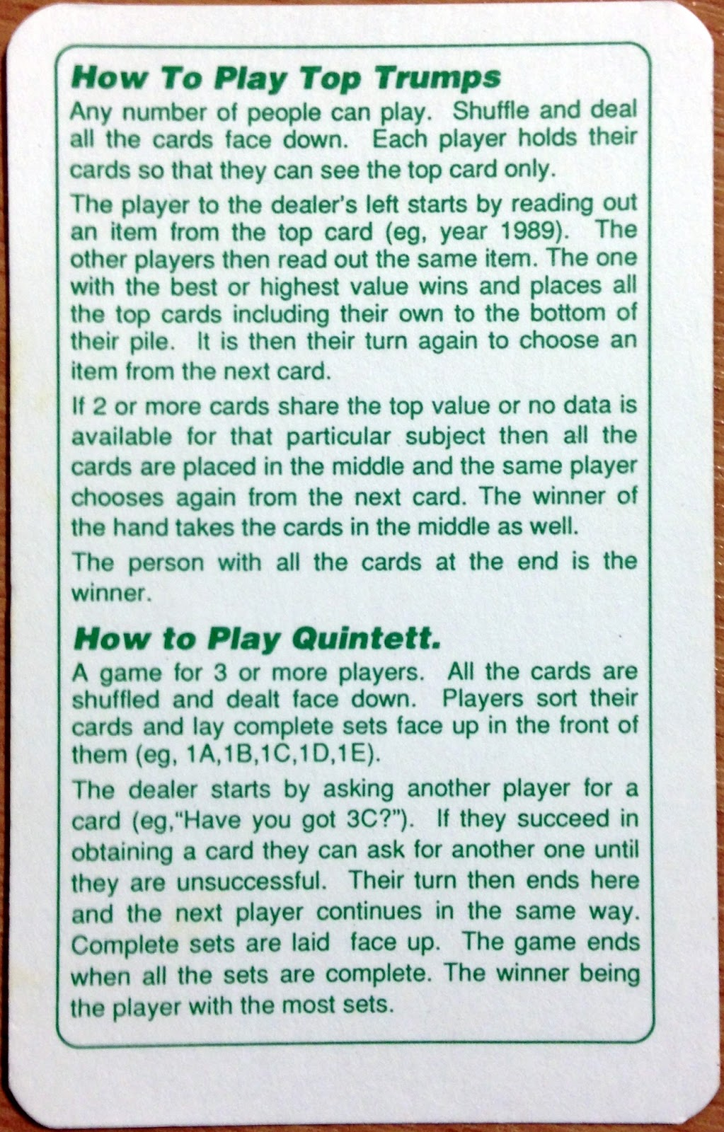 card game 7 up rules