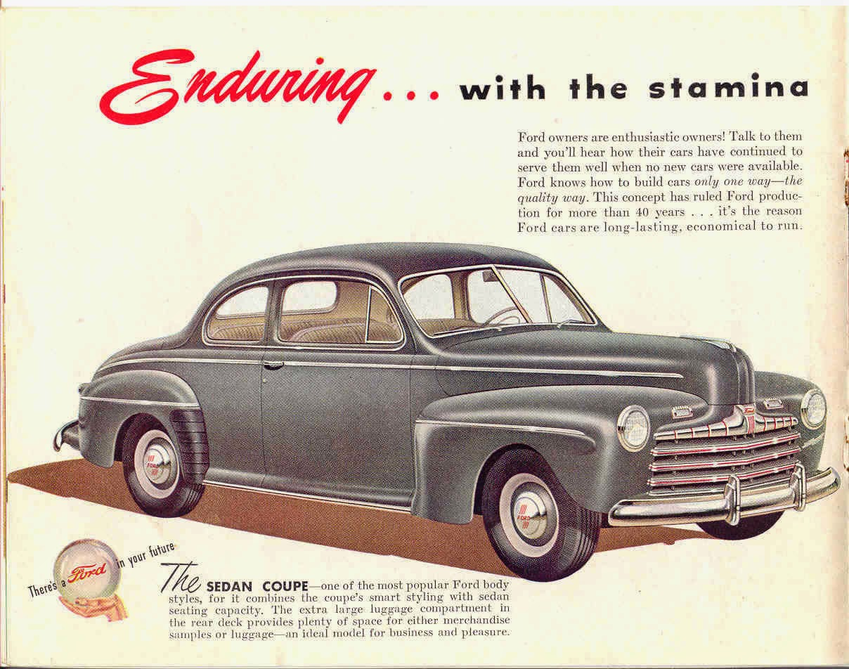 OLD INDONESIAN VEHICLES: Ford Super DeLuxe 1946