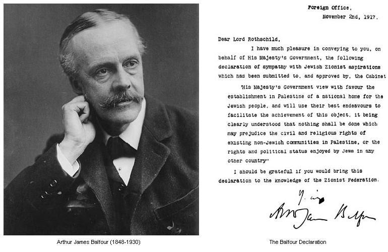 100 Tahun Deklarasi Balfour, Inggris Merasa Tak Bersalah