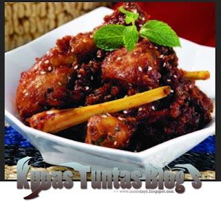 Ayam Masak Merah - [www.zootodays.blogspot.com]