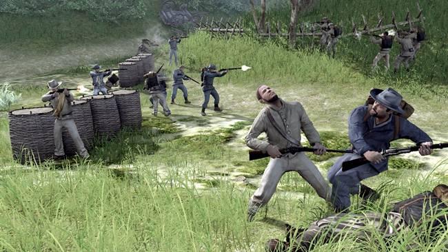 Civil War Secret Missions PC Full Ingles
