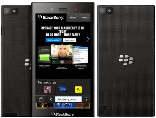 Blackberry Z3 Spesifikasi dan Harga