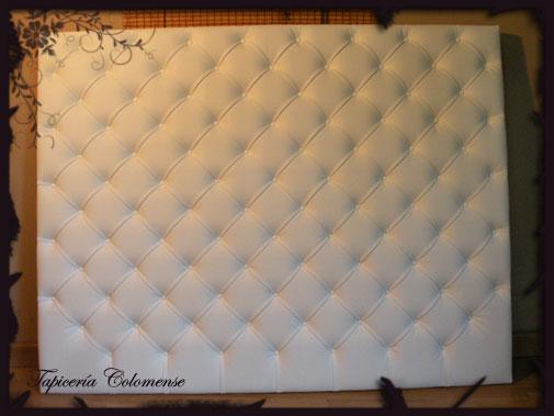 Servicio de tapicer a cabezales tapizados - Cabezales de tela ...